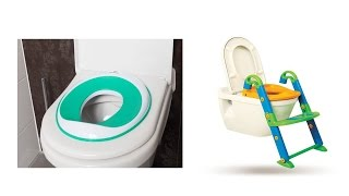 Top 5 Best Portable Potty Seat  2016   Best Potty Chair for Boys