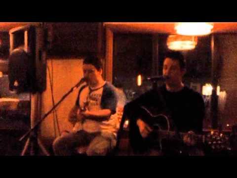 Nick Coyle &Brian Thompson (eLeCtrAcOuStiCA)- LiVE @ Steve's Berwick,Pa. 11-9-12.  .