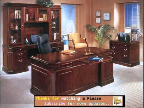 Office Furniture Series | Executive Office Furniture Romance
