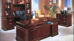 Office Furniture Series | Executive Office Furniture Romance