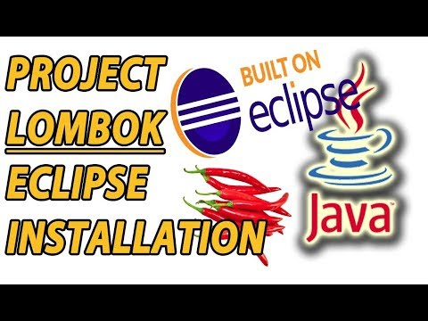 Project Lombok Eclipse Plugin Installation Guide (Part 1)