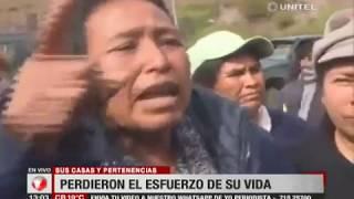 Alcaldía de Tupiza busca terreno para construir casas, se suspendieron las clases