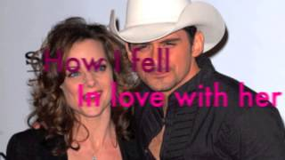 Watch Brad Paisley Shes Her Own Woman video