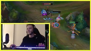 Super Support Rekkles - Best of LoL Streams #529