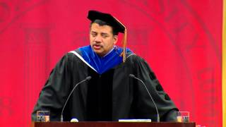 Elon 2015 Spring Convocation: Neil deGrasse Tyson on objective and subjective truth