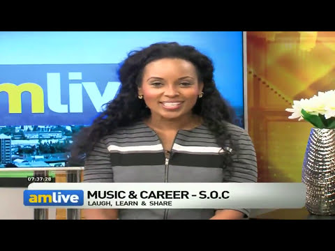 Gospel Group SOC On Music and Career on AM Live NTV