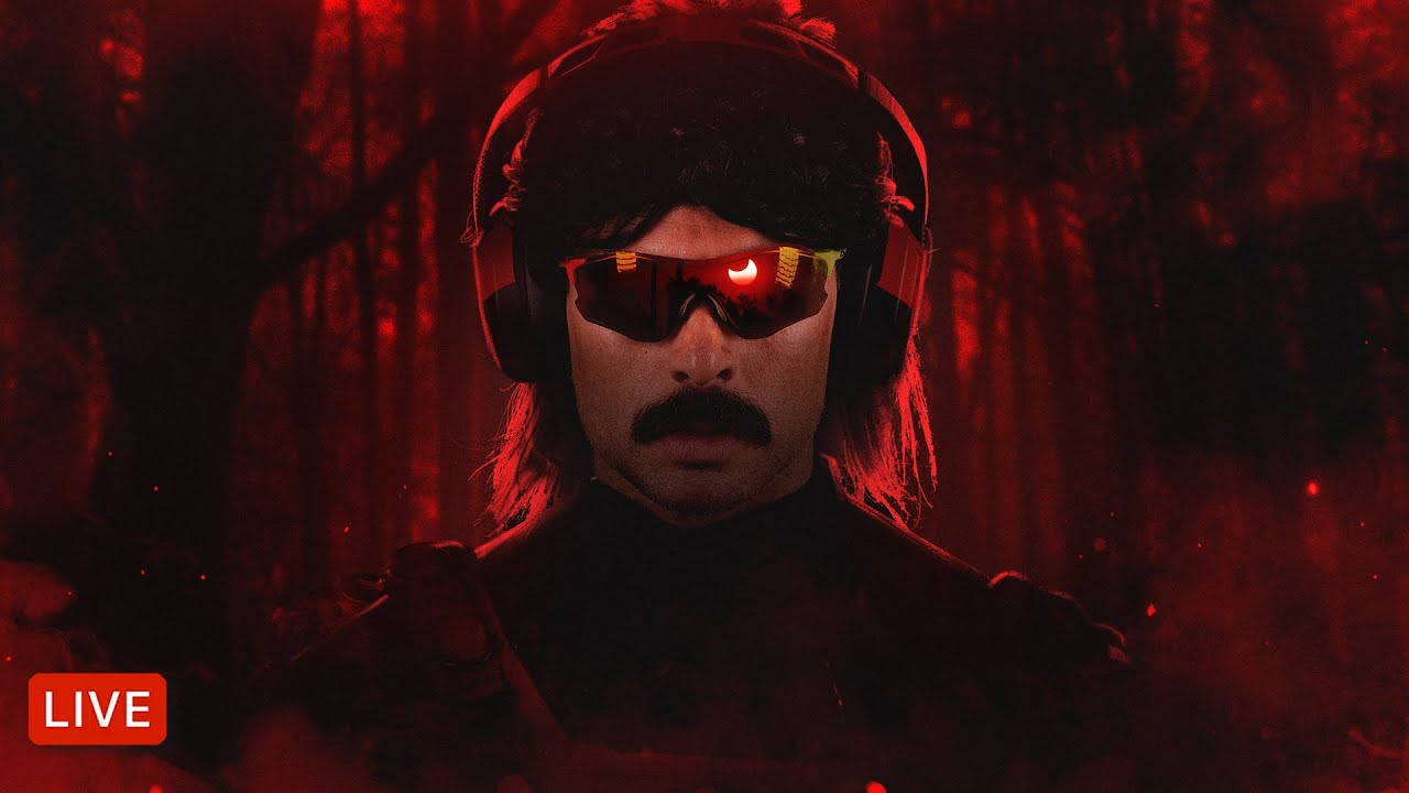 🔴Dr Disrespect - LIVE - Solo vs Everyone - download from YouTube for free
