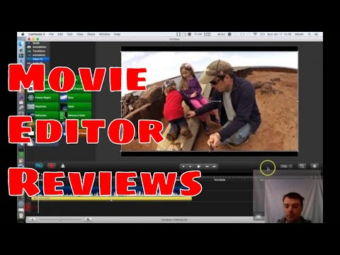 Part 1 - Final Cut Pro vs iMovie vs Camtasia vs ScreenFlow - Screencasting and editing
