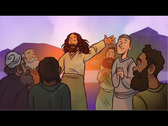 05-20-20 Jesus Heals the ten lepers