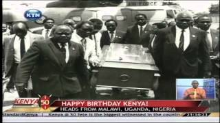 How Kenya got its independence
