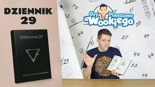 DZIENNIK 29 - interaktywna gra książkowa