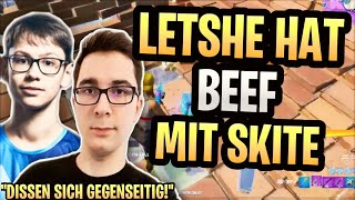 Letshe BEEF mit Skite 😱😳 | Harmii VS M10 Pepper 😳| Gaming Highlights DE