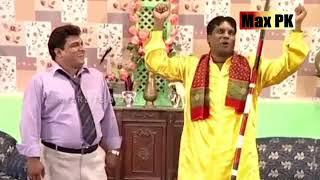Amanat Chan   Nawaz Anjum   New Punjabi Stage Drama Full Comedy Clip