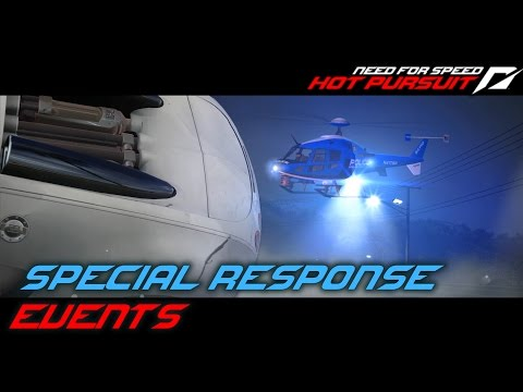 Need for Speed: Hot Pursuit (2010) - Special Response Events & Credits (PC)