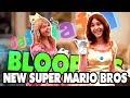 Bloopers Y Tras C Maras New Super Mario Bros La ...