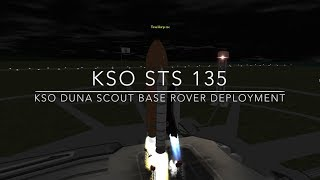 Kerbal Space Program: KSO Shuttle Missions: STS 135
