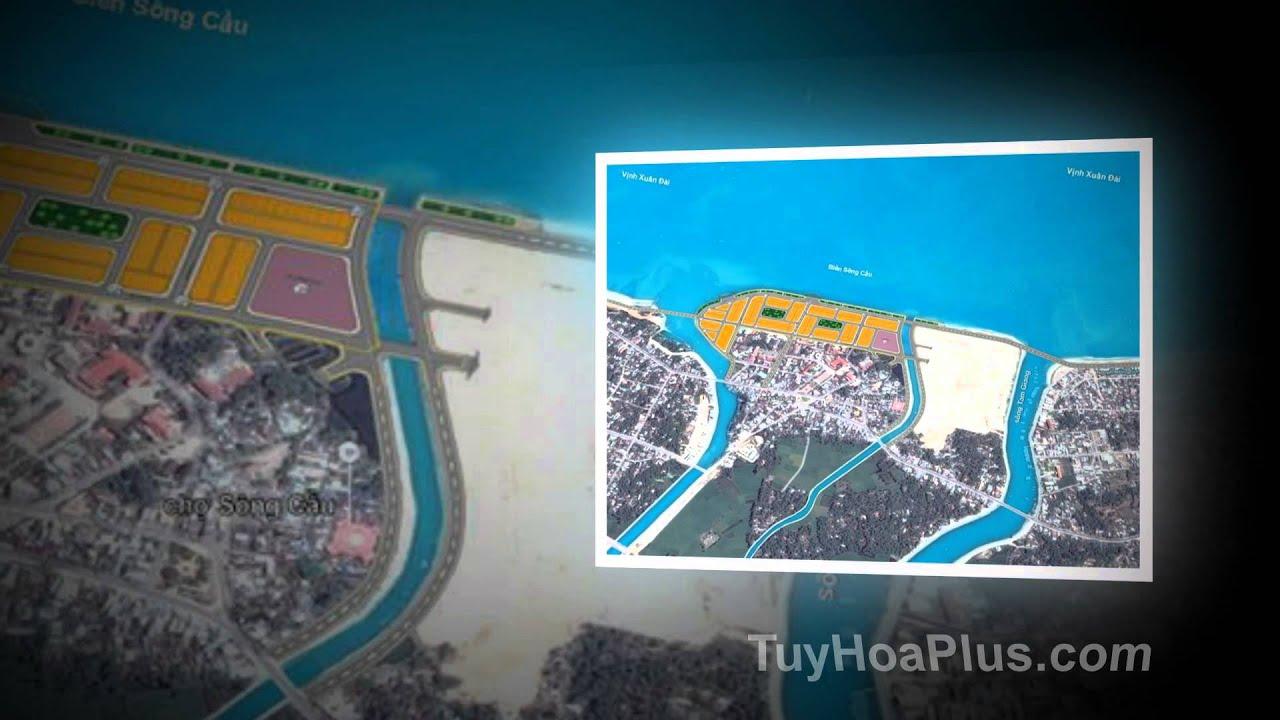 Việt Long Phú Yên – Dự án bất động sản Vịnh Xuân Đài Sông Cầu Phú Yên