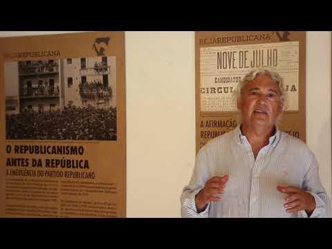 """Exposição """"Beja Republicana"""" no Fórum Municipal de Castro Verde"""