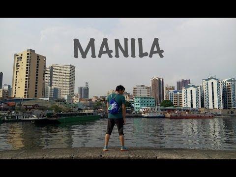 TRAVEL MANILA PHILIPPINES!  (SJCAM SJ5000)