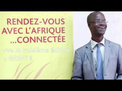 Alfred DAN MOUSSA, PCO #awf2015 DG de l'ISTC