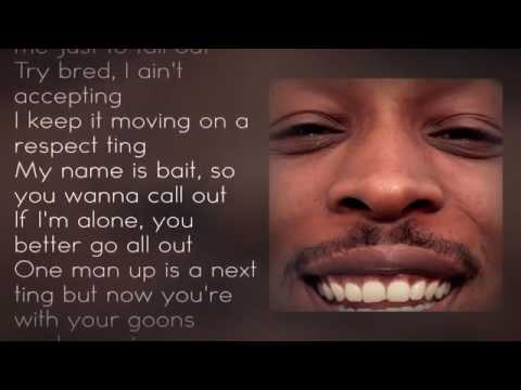 JME   Calm Lyrics