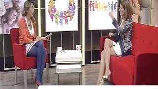 Sibel Arna Beautiful Turkish Tv Presenter 05.03.2013