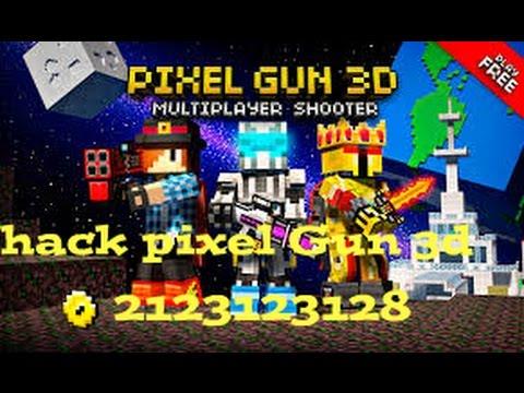 Pixel Gun 3d V 9.4.0 Hack (apk+datos Sd)