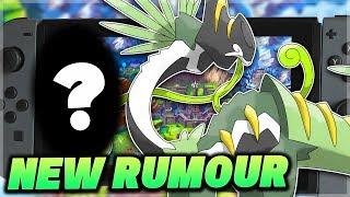 HUGE NEW RUMOUR for Pokemon Sword and Shield! Raven Legendaries, Ireland Post Game & 107 New Pokemon