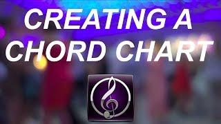 Sibelius 7 Creating a Chord Chart Mp3