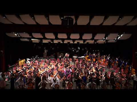 Merrillville String Orchestras Spring Concert 2018 - Ode to Joy