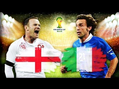 FIFA Online3 : ฟุตบอลโลก2014 อังกฤษ - อิตาลี