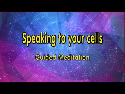 speaking to your cells (innate, smart body) Guided Meditation - Kryon inspired