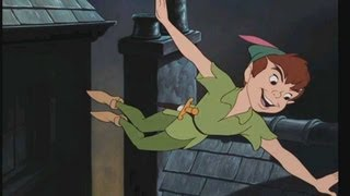 Peter Pan (1953) Movie Trailer