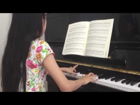 ツェルニー 30番 練習曲 1番 op.849 No.1 - YouTube