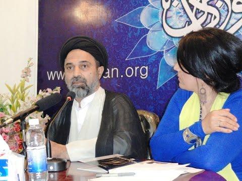 أحمد القبانجي | هل للشيطان حقيقة في مفاهيم الحداثة؟ | Nov 13, 2010