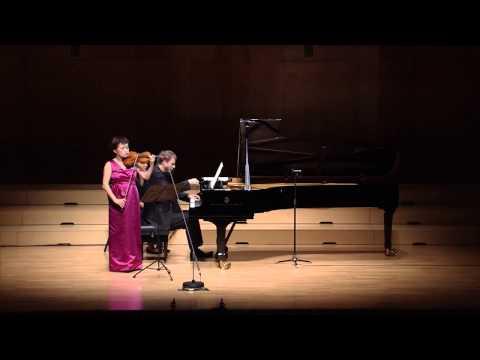 "[2014 GMMFS 대관령국제음악제] Schubert  Violin Sonata in A major, D.574, ""Gran Duo"""