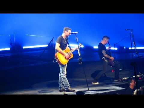 Eric Church at Quicken Loans Arena Before She Does