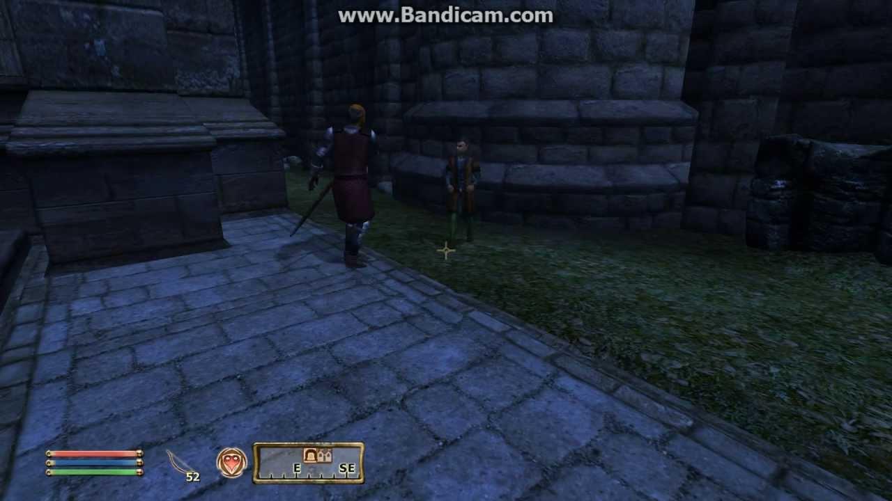 Glarthir paranoia quest oblivion