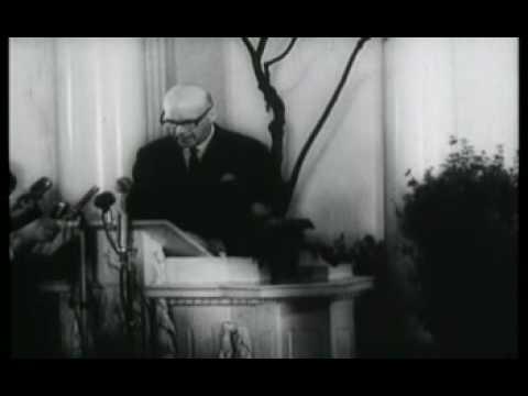 Urho Kaleva Kekkonen külaskäigul Eestis (1964)
