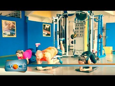 Por Você - Atividade Física: pernas e bumbum 10/03/18