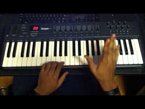 LEARN TO PLAY BEYONCE DANCE FOR YOU  PIANO COVER BY ILLWILL