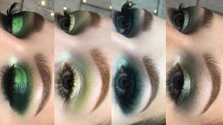 A Week of Green | 5 Looks