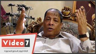 """بالفيديو.. عبد الباسط حمودة يدعو للمصريين فى ثالث أيام رمضان: """"كل واحد ربنا يخليله أمه"""""""
