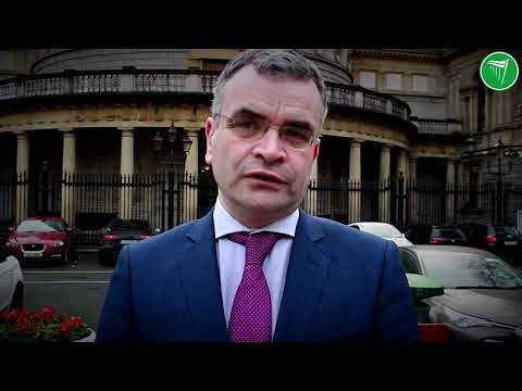Dara Calleary TD On The Governments Failing Of The Smear Check Scandal