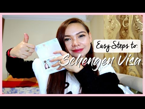 HOW TO APPLY SCHENGEN VISA FOR PHILIPPINE PASSPORT HOLDER | LavzDianne