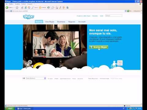 Download Ed Installazione Programmi - Skype.avi