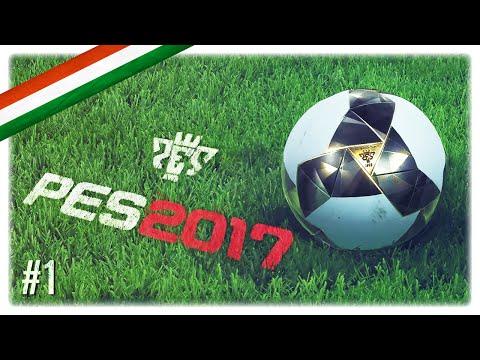 AZ ÚJ ARANYCSAPAT 🐧 Pro Evolution Soccer 2017 - ML #1