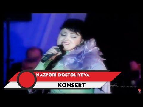 Nazperi Dosteliyeva LUTFI  KIRDAR  TURKIYE 1 CI HISSE konsert