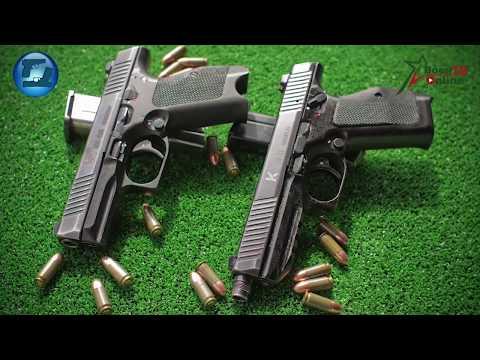 Пистолет Макарова против пистолета Лебедева. Обзор