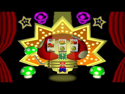 Mario Party 1 Mini Games - Slot Machine - 동영상